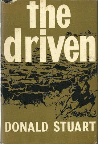 driven books the driven by donald stuart reviews discussion