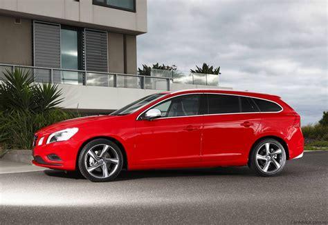 volvo v60 sport 2011 volvo v60 sports wagon launched in australia photos