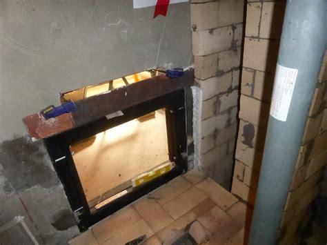 Convert Fireplace To Masonry Heater by Converting A Masonry Fireplace To A Masonry Heater