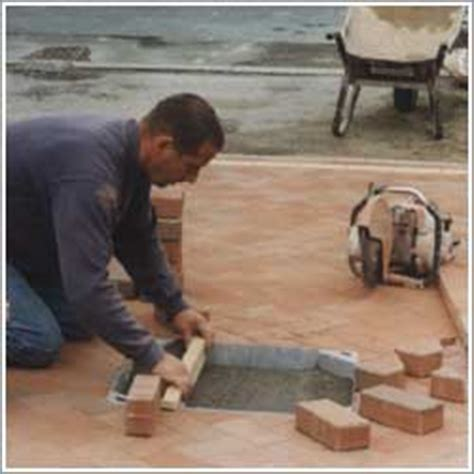 Installing A Block Paving Manhole Cover » Home Design 2017
