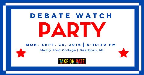 7 Arguments On The View by Debate Takeonhatewithyourvote Nnaac