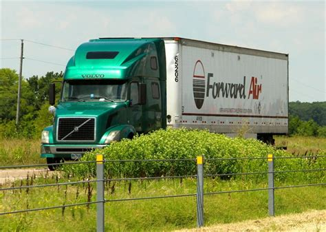 forward air completes purchase of central states topnews fleet management topnews