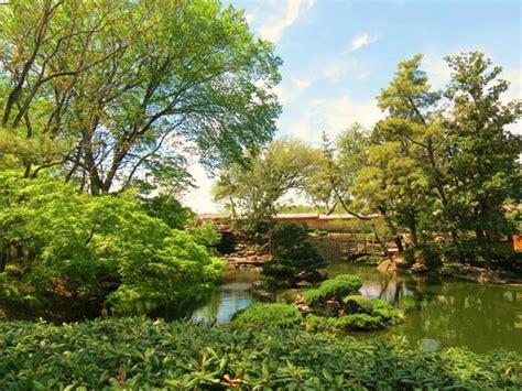 ft worth botanical gardens hours japanese garden picture of fort worth botanic garden