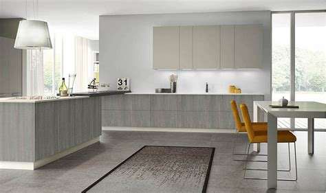 italian kitchen island modular italian kitchen with streamlined design and