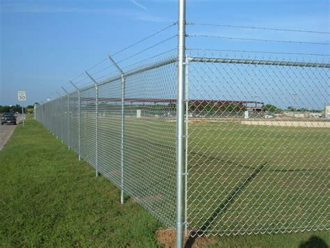 chain link fence hsm landscaping edmonton ab fences