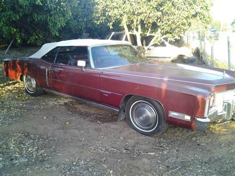 1971 Cadillac Eldorado Convertible For Sale by American Hustle Part 1 1978 Cadillac Eldorado Plus Bonus 71 Convertible But Trusty