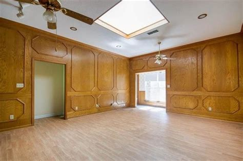 what to do with wood paneling custom wood paneling what to do besides rip it out