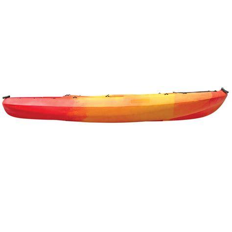 west marine orange west marine abaco 9 5 sit on top kayak yellow orange