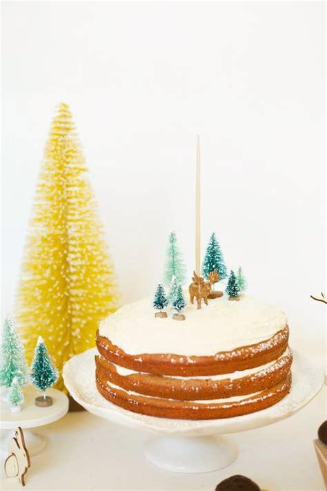 decorar tarta navidad 6 tartas infantiles decoradas para navidad decopeques