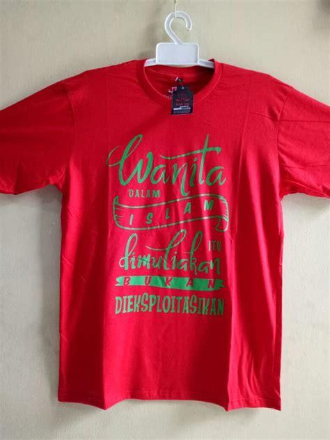 L1575 Baju Kaos Islam Kaos Islami Dakwah Distr Kode Pl1575 3 grosir baju murah tanah abang baju3500
