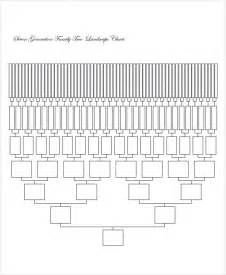 11 generation family tree template 19 family tree templates free premium templates