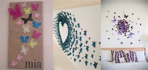 butterfly home decor 10 diy butterfly wall decor ideas with directions a diy