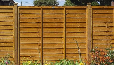 realistic cost to install garden fence panels
