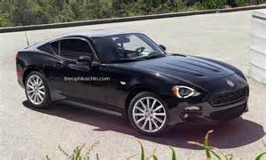 Fiat 124 Coupe Fiat 124 Coupe Rumored To Debut In 2017 Autoevolution