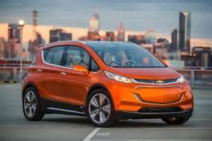 General Motors Chevrolet Chevrolet Bolt From General Motors To Take On Tesla Motors