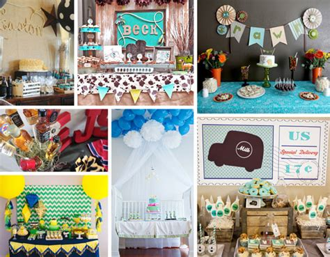 Unique Baby Shower Themes by Unique Baby Boy Shower Themes Planning Unique Baby