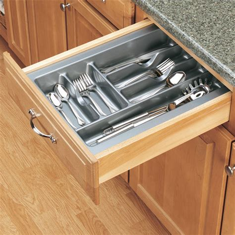 Kitchen Drawer Cutlery Trays by Drawer Organizers Kitchen Drawer Polymer Cutlery Trays