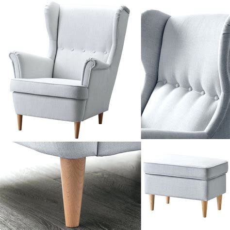 ikea grey wingback chair wing chairs ikea best home design 2018