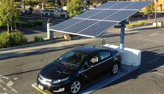 Electric Vehicle Charging Stations San Francisco Free Solar Powered Ev Charging Stations For San Francisco