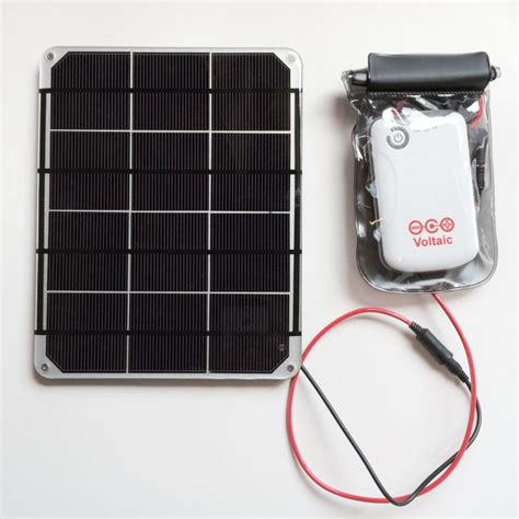Picard Solar Bag Puts A Solar In A Leather Glove by Waterproof Solar With Bag Voltaic Solar