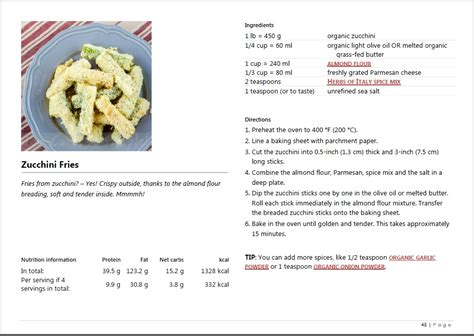Letter Recipe Recipe From My New Low Carb Cookbook And Letter From A Reader Low Carb So Simple Gluten Free