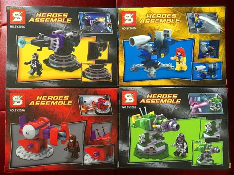 Bricks Lego Heroes Assemble Heroes Sy330 lego heroes chinaprices net