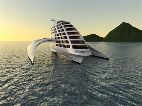 Ship From Infinity The Takeoff is this how cruise ships will look like in the future