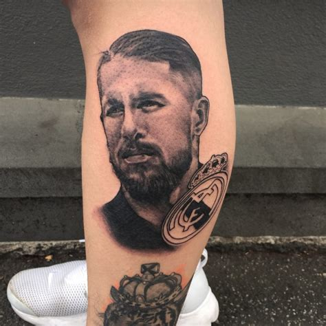 sergio ramos tattoos home killer bees