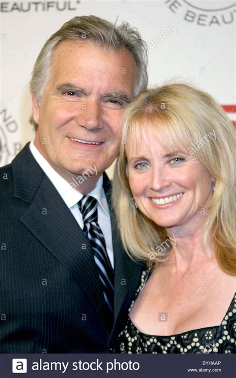 image laurette and john mccook jpg three s company wiki john mccook and wife laurette spang the bold and the