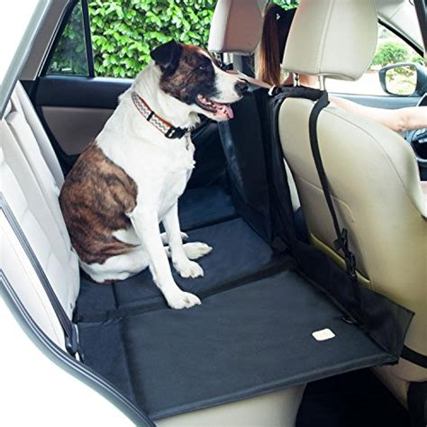 car seat extender for pets frontpet backseat pet bridge ideal for trucks suvs and