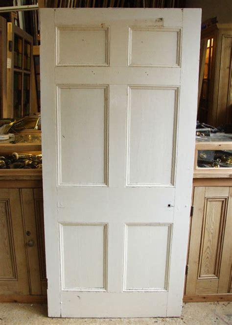 Georgian Interior Doors Reclaimed Georgian Six Panel Doors