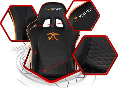 Chaise Fnatic by Chaise Gamer Fnatic Le Des Geeks Et Des Gamers