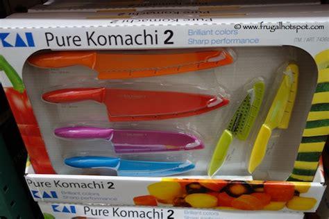 komachi 2 6 knife set costco clearance komachi 2 cutlery with sheaths