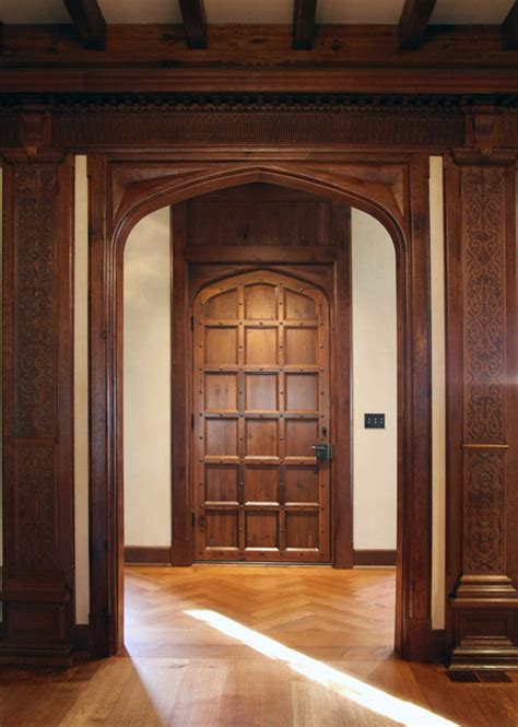 Interior Doors Dallas by Jacobean Transitional Door Traditional Interior Doors