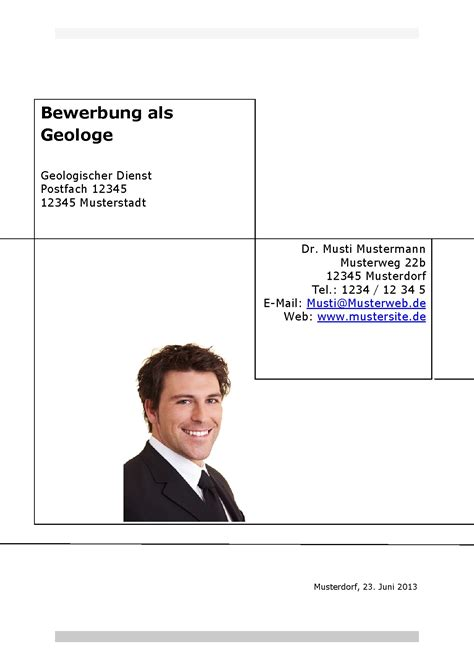 Bewerbung Deckblatt Vorlage Schweiz Deckblatt In Der Bewerbung 252 Ber 100 Kostenlose Muster