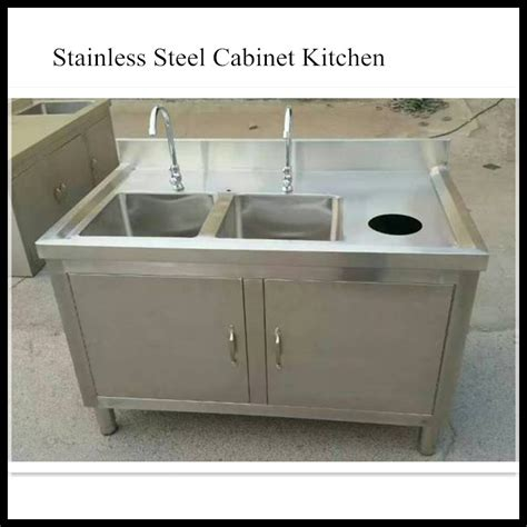 stainless steel kitchen sink cabinet heavy duty cheap commercial stainless steel kitchen sink