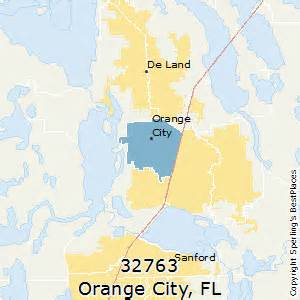 best places to live in orange city zip 32763 florida