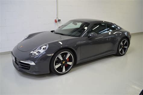 Porsche 911 50 Jahre by 50 Jahre 911 Das Sondermodell Porsche 991 Carpassion