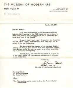 Rejection Letter From Rejection Letters Of Business Insider