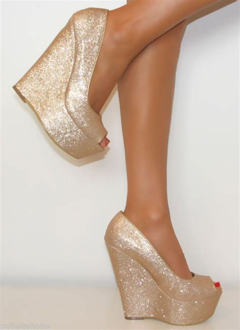 best 25 gold glitter shoes ideas only on d