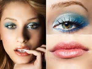 Makeover Tips by Gallery For Gt Light Blue Prom Makeup