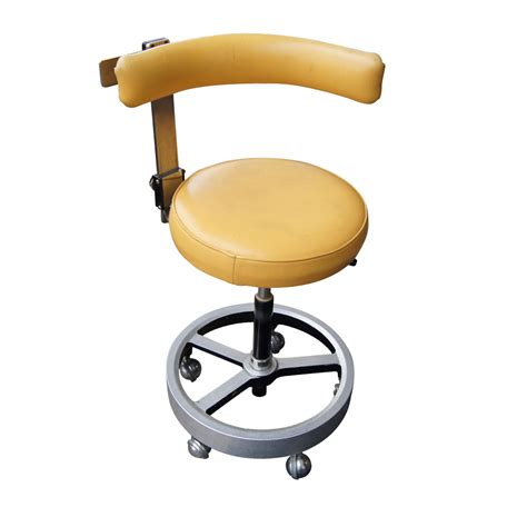 30 34 quot vintage dental stool ebay