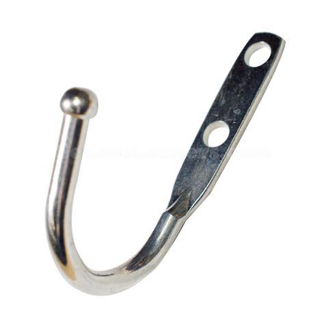 Lockers And Benches Jorgenson Single Prong Locker Hook Schoollockers Com