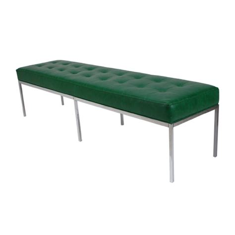 green bench definition florence knoll bench green formdecor