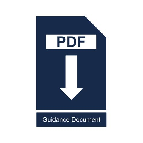 Guidance Document