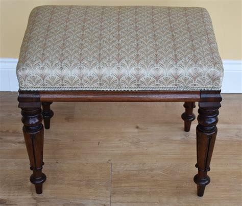 william iv rosewood foot stool antiques atlas