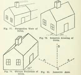 pictorial drawing 110 isometric fig edges shown