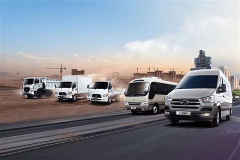 Philippine Records Hyundai Philippines Records Strong Growth In Commercial Vehicle Segement Truck