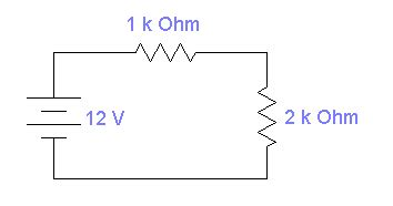 two batteries and two resistors in series 28 images