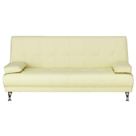 Clic Clac Sofa Bed by Buy Home Sicily 2 Seater Clic Clac Sofa Bed Sofa